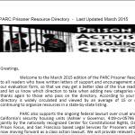 Prisoner Resource Guide