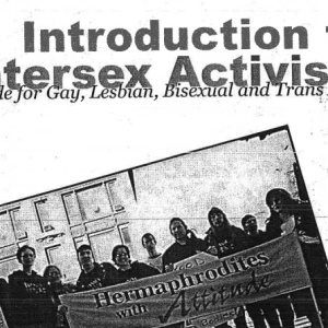 IntersexActivism
