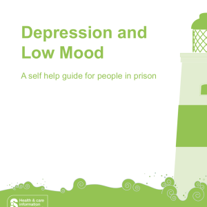 PRISONER Depression and Low Mood 2015 A4